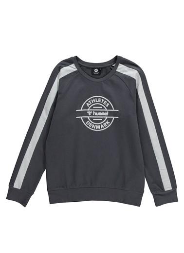 Hummel Hummel 9210223902 Yumuşak Kumaş Çocuk Sweatshirt Renkli